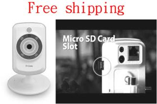 Link DCS 942L Wireless 11n Day Night Network Cloud Camera VGA H 264