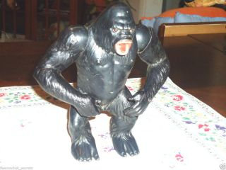 Vintage Mattel King Kong Action Figure w/ Moving Arms 1973 RARE MOVIE