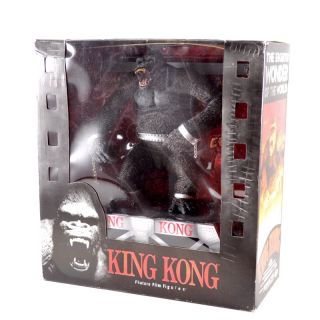mcfarlane s movie maniacs 3 king kong feature film figure s deluxe box