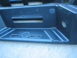 Ford F F150 Rear Bumper Step Pad Molding 06 07 08