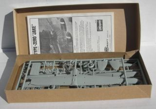 72 AICHI E13A1 TYPE ZERO JAKE MODEL AIRCRAFT AIRPLANE KIT JS 056
