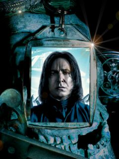severus snape alan rickman  act fast and so will we key chain