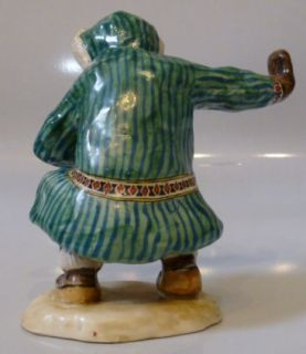 1960 C Alan Johnson  Eskimo Dancer  Figurine