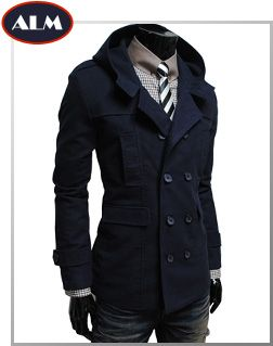 THELEES Mens Casual Slim fit Jacket Waist Coat Blazer Collection