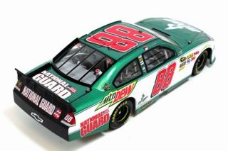 2011 Dale Earnhardt Jr #88 Amp Energy Drink 124 Scale Diecast Car by