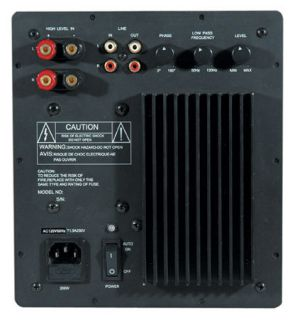 Subwoofer Amplifier 100W Home Theater Surround Sound