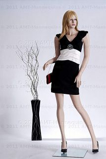 Brand new mannequin female full body dress form manikin Rose