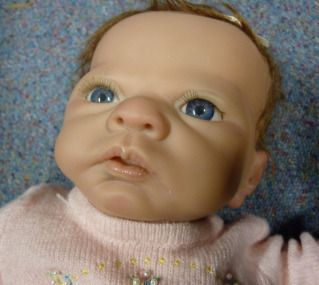 Reborn Ashton Drake Baby Emily So Truly Real 20 Doll