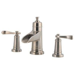 PRICE PFISTER ASHFIELD F 049 YW1K LAVATORY FAUCET BRUSH NICKEL