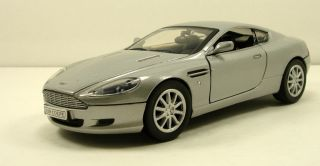Motor Max Aston Martin DB9 Coupe 1 24 Scale 7 5 Diecast Model Car
