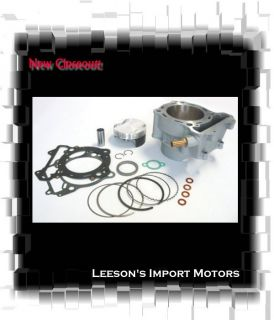New CLOSEOUT Athena Stock Bore Cylinder Kit Kawasaki KFX400 Arctic Cat