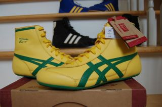 ULTRA RARE BNIBWT Asics Onitsuka Tiger Wrestling Shoes SIZE 10 5