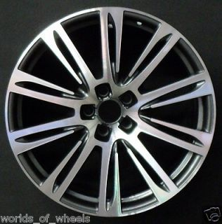 2011 2012 Audi A7 A8 20 10 Double Spoke Factory Wheel Rim H 58871