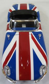 Ertl Austin Powers 1961 Jaguar Type E 1 18 Scale Die Cast Model Car