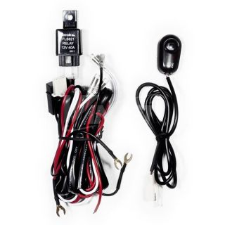 Automotive Fog Light Wiring Harness Switch Universal Automotive Fog