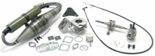 Athena Big Bore Hyper Race Complete Cylinder Kit 70cc 47 66mm Bore