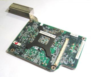 128MB ATI 9700 Radeon video graphics card for Dell Inspiron 9200 G7354