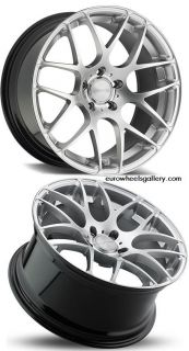 19 Avant Garde 310 Mesh Wheels Set for Porsche 996 997 C4S Turbo Wide
