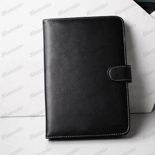 Leather Cover Sleeve Case for Barnes Noble Nook Color