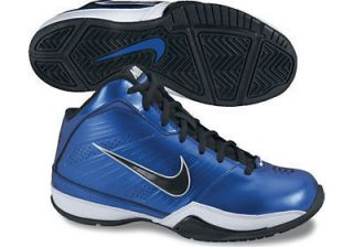 Nike Quick Handle GS PS Boys Kids Basketball Shoes Royal Black White