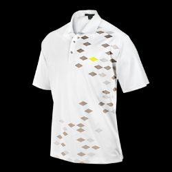 Nike TW Dri FIT Argyle Scatter Mens Golf Polo Shirt Reviews