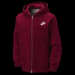 Nike Global Fleece Full Zip Boys Hoodie