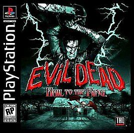 Evil Dead Hail to the King Sony PlayStation 1, 2000