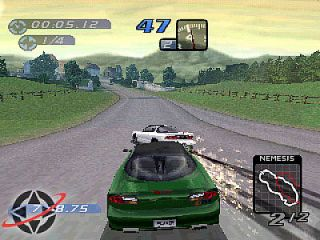 Need for Speed High Stakes Sony PlayStation 1, 1999