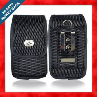 Newly listed VERTICAL RUGGED CLIP COVER SIDE CASE POUCH FOR TracFone