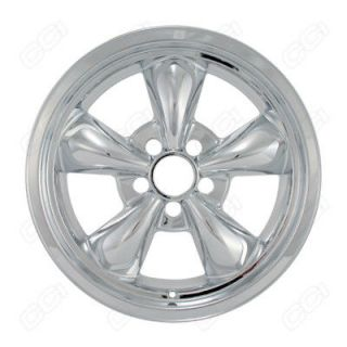 ford mustang chrome wheel skins 17 inch 1994 2004 time