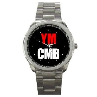 new ymcmb lil wayne young money sport metal watches from