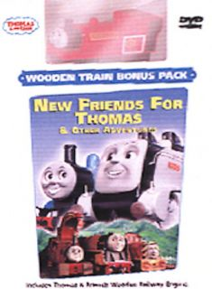 Thomas Friends   New Friends for Thomas DVD, 2009