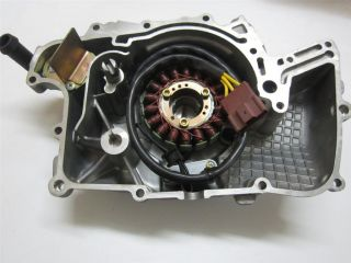New Genuine Piaggio Beverly 500 stator & crank case side cover 8310205
