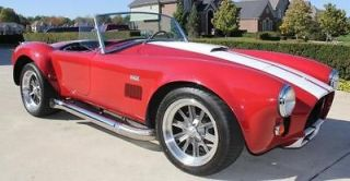 Watch Video 1967 Shelby Cobra Replica 351 Cleveland Automatic HOT