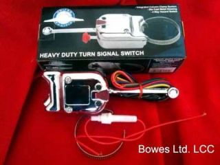 vintage turn signal switch in Vintage Car & Truck Parts