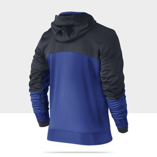 Nike Outdoor Tech Full Zip Mens Basketball Hoodie 507371_445_B