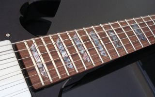 LP Style Trapezoid Abalone Guitar Decal Inlay Set