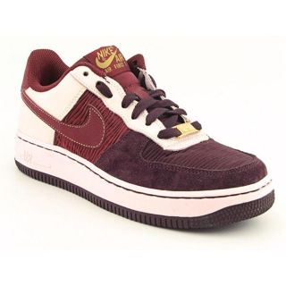 Nike Air Force 1 GS Youth Kids Girls Size 4 Burgundy Athletic Sneakers