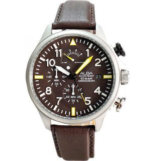 AS6089X1 AS6089X Alba Mens Chronograph Watch