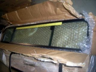 Am General M998 Humvee Sliding Rear Window Assembly