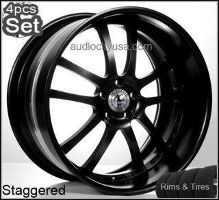 20 AC Forged Wheels and tires PKG for Lexus Altima Impala Honda and