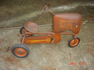 BMC Heavy Duty Pedal Tractor Senior Pedal car Toy Old Childs cars old
