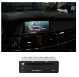 Car DVD Player GPS Bluetooth Dual Zone for BMW 5 Series E60 X5 X6 2005