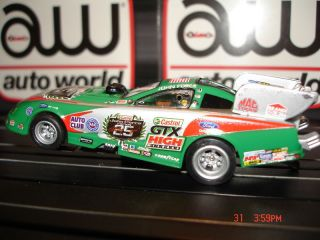 JL, AFX, AW, ~JOHN FORCE ~ CASTROL MUSTANG ~ FUNNY CAR ~ SOLD OUT