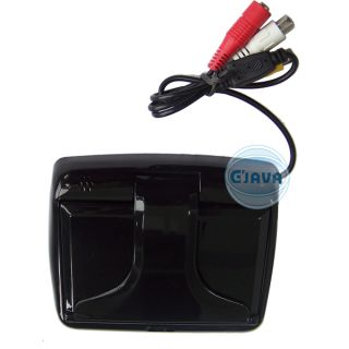 TFT LCD Car Reverse Rear View Color Security Monitor for Camera