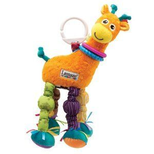 Lamaze Stretch The Giraffe Baby Toy Brand New
