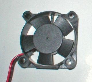 Small Cooling Fan 5 Volt for RC Car Truck RX Battery