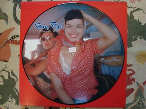 Betty Page Sexy Cheesecake Picture Disc LP Lounge Exotica Mint