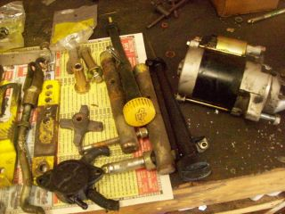John Deere mower/engine parts, LX,110,112,265 ect