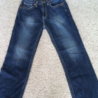 Big Star Mens Pioneer Boot Size 32R Designer Jeans Amazing Condition